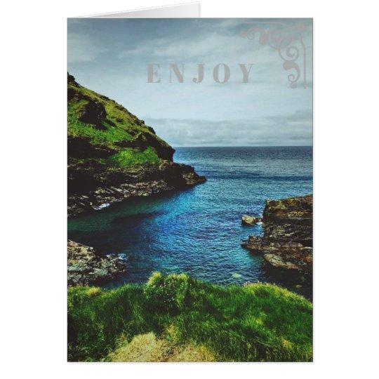 Enjoy Greetings Card