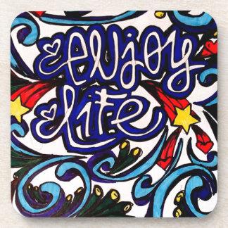 Enjoy life coaster