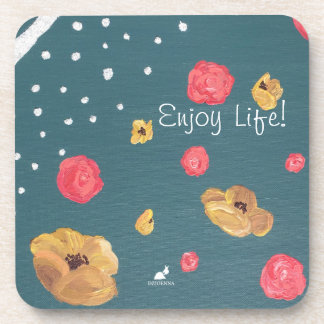 Enjoy Life! Coasters