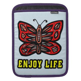 """Enjoy Life"" Ipad Soft Case"