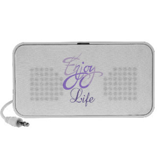 Enjoy Life Travelling Speakers