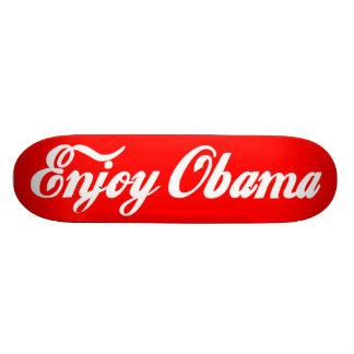 Enjoy Obama Skate Board