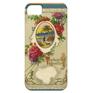 Enjoy the countryside at Thanksgiving iPhone 5 Case