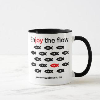 Enjoy the flow mug