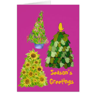 Enjoy the Holidays Card
