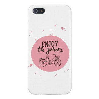 Enjoy the journey case for iPhone 5/5S