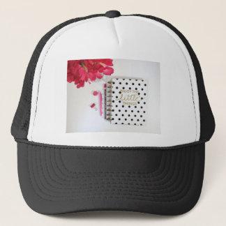 Enjoy the Little Things Trucker Hat
