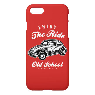 Enjoy the Ride Glossy Phone Case