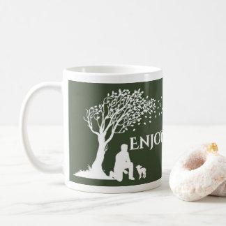 Enjoy The Shepherd Coffee Mug