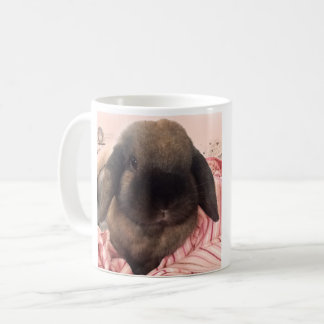 Enjoy your morning drink with some furriness! coffee mug