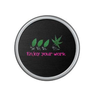 Enjoy your work speaker