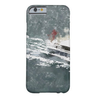 Enjoying on a fast boat barely there iPhone 6 case