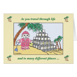 ENJOYING TRAVEL and THE JOURNEY … Card