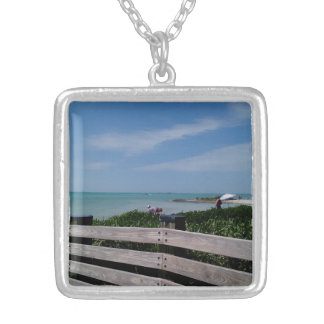 Enjoyment Silver Plated Necklace