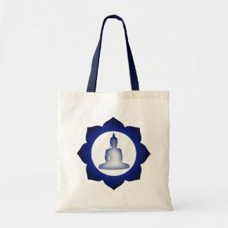 Enlightened Buddha Budget Tote Bag