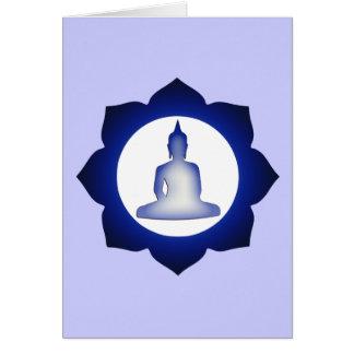 Enlightened Buddha Cards