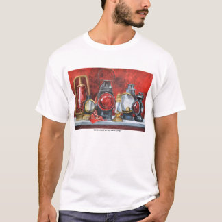 Enlightened Past (Lanterns) Shirt