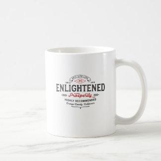 Enlightened Properity Coffee Mug