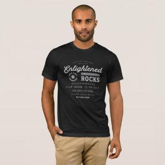 Enlightened Prosperity Rocks T-Shirt