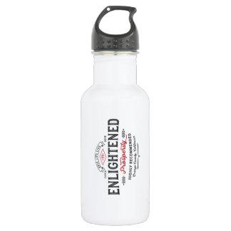 Enlightened Prosperity Water Bottle