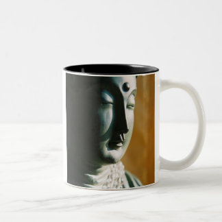 Enlightened (with Text) Two-Tone Coffee Mug