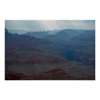 Enlightenment at Grand Canyon 4827 Poster