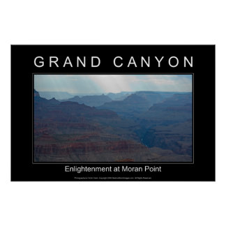 Enlightenment at Grand Canyon Poster 4827
