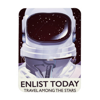 Enlist Today! Magnet