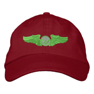 Enlisted Aircrew Member Embroidered Baseball Cap