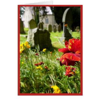 Enniskerry Churchyard Card