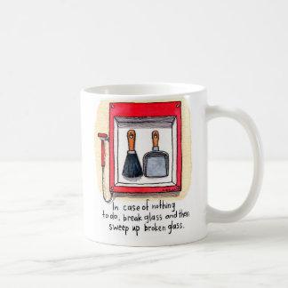 Ennui Emergency Coffee Mug
