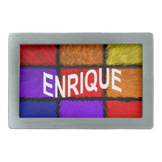 ENRIQUE BELT BUCKLE