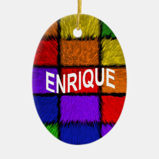 ENRIQUE CERAMIC ORNAMENT