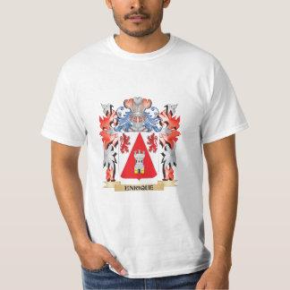 Enrique Coat of Arms - Family Crest T-Shirt