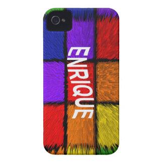 ENRIQUE iPhone 4 Case-Mate CASES