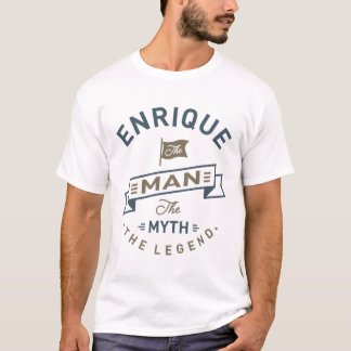 Enrique The Man T-Shirt
