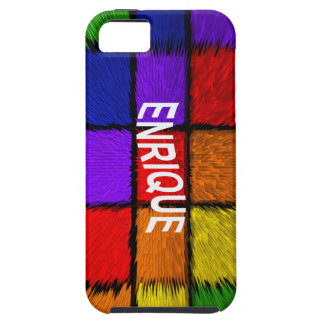 ENRIQUE TOUGH iPhone 5 CASE