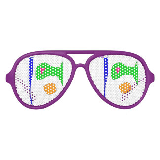 Ensemble Aviator Sunglasses