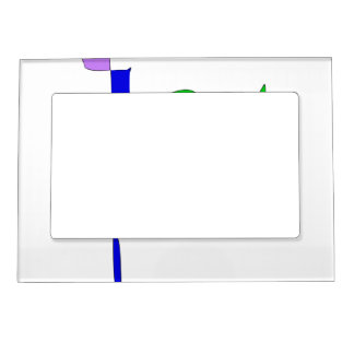 Ensemble Magnetic Picture Frame