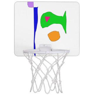 Ensemble Mini Basketball Hoop