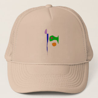 Ensemble Trucker Hat
