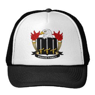 Ensign Family Crest Cap
