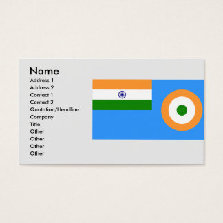 Ensign the Indian Air Force, India