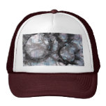 Enso Collage - mixed media Trucker Hat