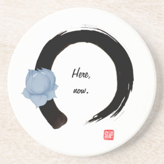 enso here now drink coasters