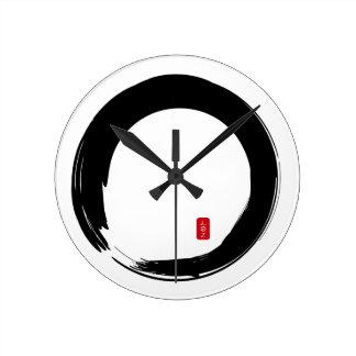 Enso Open Circle Massage Room Clocks