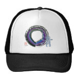 Enso, Silver Clarity Hats
