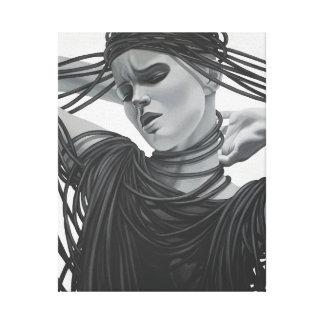 Entangled Canvas Print