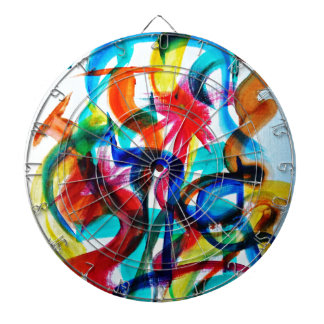 Entangled Dartboard
