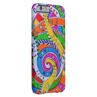 entangled love barely there iPhone 6 case